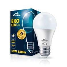 ETA LED žarulja, E27, 10 W, neutralno bijela