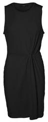 Vero Moda Dámske šaty VMAVA LULU 10230285 Black