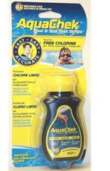 Marimex Testovacie pásky AquaChek 4 v 1 Yellow, 50 ks (11305022)