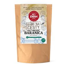 Pet Farm Family BIO Baranica BARF na cesty 70 g
