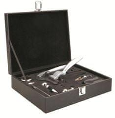 Ibili Dárkový set na víno 9ks v krabičce
