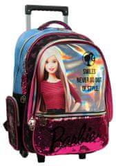 GIM plecak na kółkach Barbie Smiles