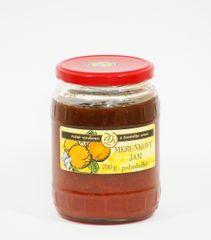 Marmeládový Mlýn Meruňkový jam polosladký 700g