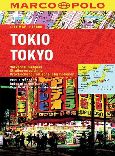 World Maps Tokio 1:15t (Japan) mapa mesta Marco Polo