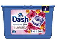 Dash kapsle na praní s květinovou vůní 19ks (Francie)