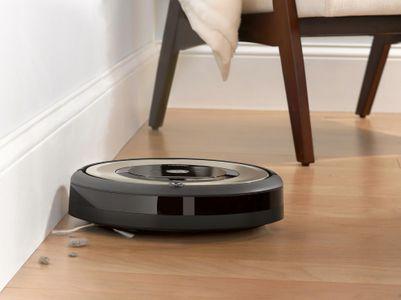 iRobot Roomba e6 třístupňový čistící systém Aero