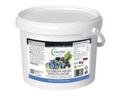 SAGENA Džem - ovocná nátierka s čučoriedkami a aróniou 4 kg