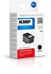 KMP PG-545XL (Canon PG 545 XL) černý inkoust pro tiskárny Canon