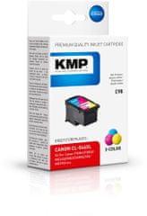 KMP CL-546XL (Canon PG 546 XL) barevný inkoust pro tiskárny Canon