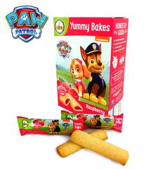 Paw Patrol Malinové štrůdlíky 10x115g