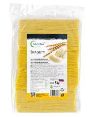 SAGENA Špagety semolinové 5 kg