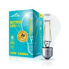 ETA Retro LED žarulja, E27, 10 W