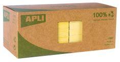 Apli Blok samolepilnih lističev, 75 x 75 mm