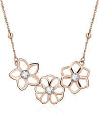 Brosway Oceľový náhrdelník Ikebana BKE06
