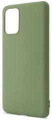 EPICO Candy Silicone Case maska za Samsung Galaxy S20+, svijetlo zelena