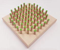 Toyla Hrací osmiúhelník s kolíčky