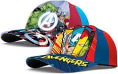 EUROSWAN Dětská kšiltovka Avengers bavlna Velikost: 52