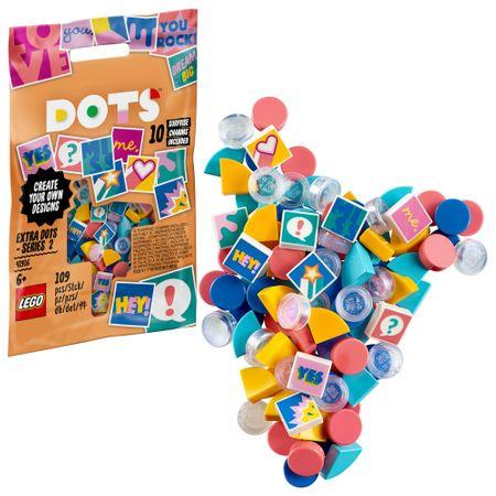 LEGO® DOTS 41916 DOTS kiegészítők – 2. sorozat