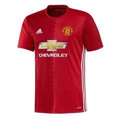 Adidas Koszulka dziecięca Adidas Manchester United 2016 /, DZIECI AI6716 | CZERWONY 176