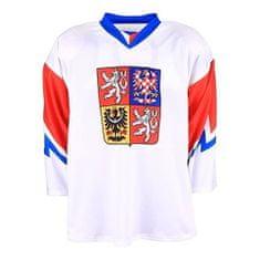 jersey53 Hokejový dres , Česko   Bílá   L