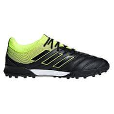 Adidas Buty piłkarskie COPA 19.3. TF CZARNY / ŻÓŁTY, Mężczyźni BB8094 | CZARNO ŻÓŁTY 44