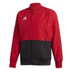 Adidas Pánská bunda , Performance CON18 PRE JKT | Červená | L