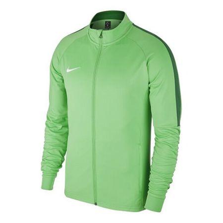 Nike M NK DRY ACDMY18 TRK JKT K, 10. | FABOTBALL / FOCCER | MENS | JACKET | LT ZÖLD SZÍN / fenyő ZÖLD / FEHÉR | XL