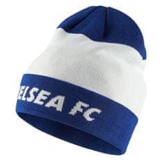 Nike Czapka Nike Chelsea FC Dry Beanie BIAŁA / NIEBIESKA, Unisex | AO8610-100 | BIAŁO-NIEBIESKI | UNIWERSALNY