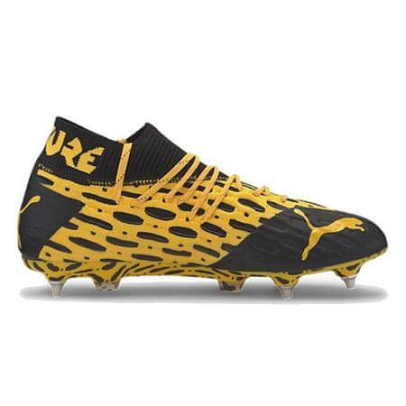 Puma Buty piłkarskie Future 5.1 Netfit MxSG, MĘŻCZYŹNI 105788–02 | ŻÓŁTY 40,5