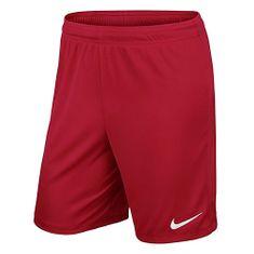 Nike YTH PARK II, 10. | FABOTBALL / FOCCER | YOUTH UNISEX RÖVID | EGYETEM Vörös / FEHÉR | XS