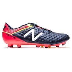 New Balance MSVROFGC - buty piłkarskie Visaro Pro FG BLACK / RED, Mężczyźni 52530   CZARNY CZERWONY 42,5