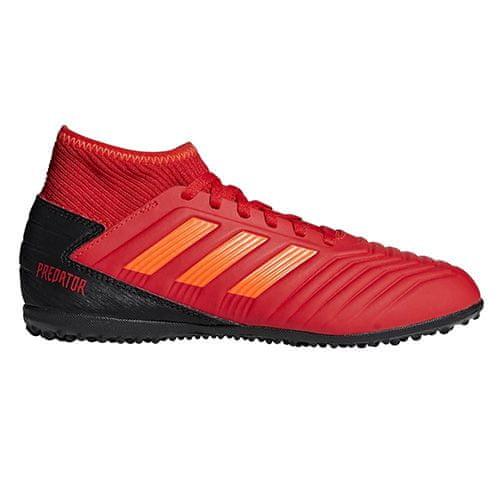 Adidas Dětské kopačky , Predator 19.3 TF | Červená | 35,5