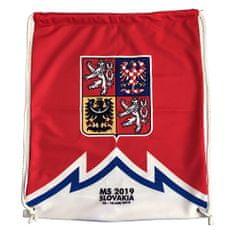 jersey53 Vak , Česko - styl dres   Červená   Objem 14 l