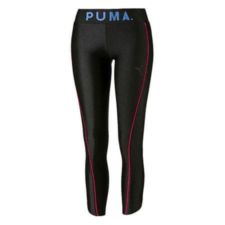 Puma Damskie legginsy Chase Graphic, KOBIETY 595232-01 | CZARNY Z