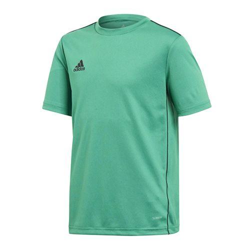 Adidas CORE18 JSY Y BGREEN / BLACK   176, SS18