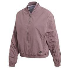 Adidas Dámska bunda Woven Bomber Jacket, ŽENY | FL1836 | FIALOVÁ | L
