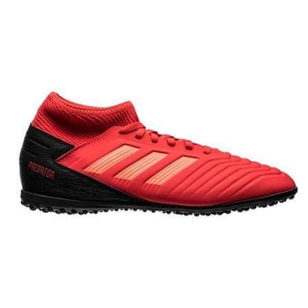 Adidas Otroški nogometni čevlji Predator 19.3 TF RED, Otroci CM8547 | RDEČA 38 2/3