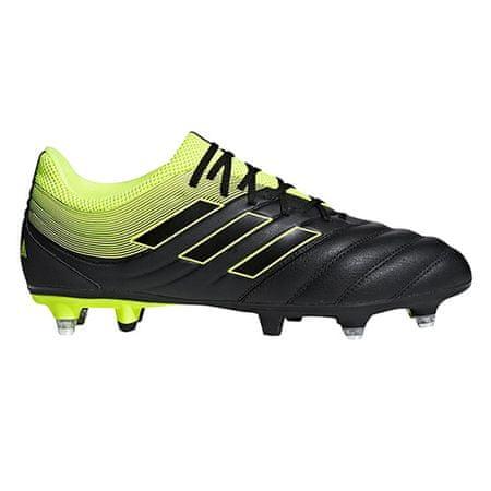 Adidas Buty piłkarskie adidas COPA 19.3 SG BLACK / YELLOW, Mężczyźni CG6920 | CZARNO ŻÓŁTY 42