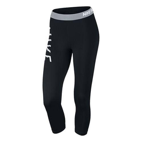 Nike Dámské 3/4 legíny , Pro Cool Capri | Černá | XS