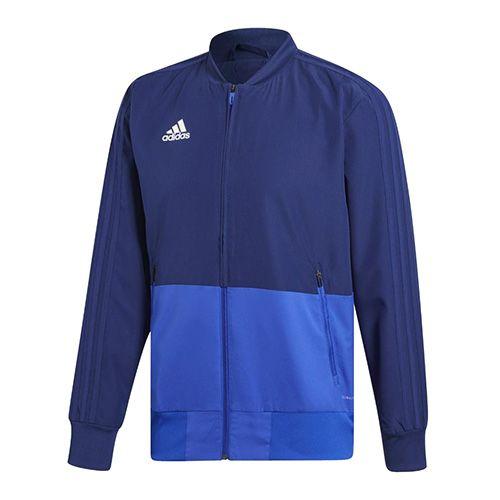 Adidas Bunda , CON18 PRE JKT | Tmavě modrá | XL