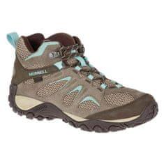 Merrell Dámska obuv , ženy | J77386 | HNEDÁ-SVETLE MODRÁ | 37,5