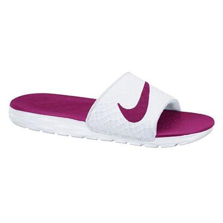 Nike WMNS BENASSI SOLARSOFT, 20.   NSW EGYÉB SPORT   NŐK   LOW TOP   FEHÉR / TŰZVÉDELEM   10
