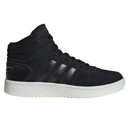 Adidas Női HOOPS 2.0 cipő. KÖZÉPSŐ, NŐK EE7893 | FEKETE 40