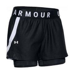 Under Armour Ženske kratke hlače Under Armour Play Up, ŽENSKE 1351981-001 | ČRNA XS
