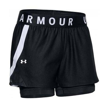 Under Armour Női nadrág, páncél alatt Play Up, NŐK 1351981-001 | FEKETE VAL VEL