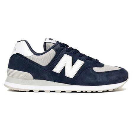 New Balance Új Balance ML574ESQ cipő Sötét Kék / Szürke, Férfiak 67325 | SZÜRKE - sötétkék 44