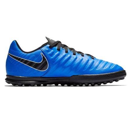 Nike Dziecięce buty piłkarskie Jr. LegendX 7 Club TF NIEBIESKI, Dzieci AH7261-400   NIEBIESKI 38,5