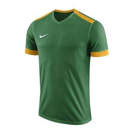 Nike M NK DRY PRK DRBY II JSY SS, 10. | FABOTBALL / FOCCER | MENS | RÖVID HÁLÓ FEL | Fenyő zöld / az egyetemi arany / WHI L