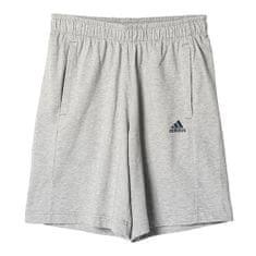 Adidas ESS SHORT, SHORTS (1/2) | MGREYH / CONAVY | L