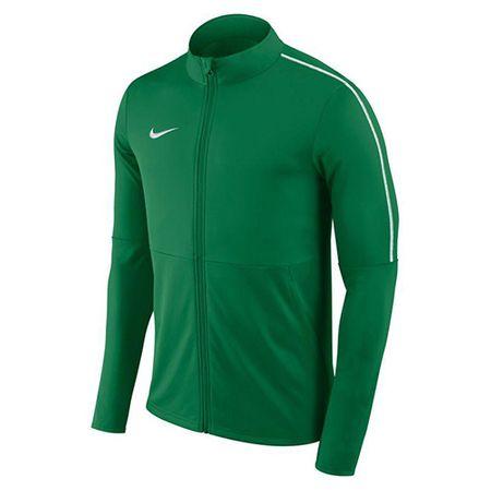 Nike Y NK DRY PARK18 TRK JKT K, 10. | FABOTBALL / FOCCER | YOUTH UNISEX CSATLAKOZÁS | Fenyő zöldes / fehére / fehére | XL